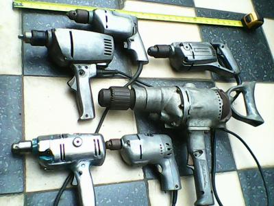 vintage drills